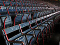 Fenway Park - A Look Into the Past Royalty Free Stock Photos