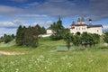 Ferapontovo Monastery in Russia Royalty Free Stock Photo