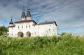 Ferapontovo Monastery in Russia Royalty Free Stock Photo