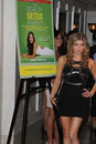 Fergie at the beauty detox solution book launch party london west hollywood ca Stock Images