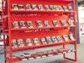 Feria de libro de gaudeamus Fotografía de archivo