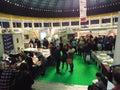 Feria de libro de gaudeamus Imágenes de archivo libres de regalías