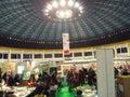 Feria de libro de gaudeamus Fotografía de archivo libre de regalías