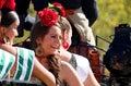 Feria in san pedro de alcantara the annual spain Royalty Free Stock Photos