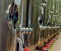 Fermentation Tanks For Wine Production