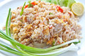 Fermented Pork Fried Rice Stock Image