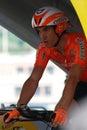 Fernandez Koldo - Tour de France 2009 Stock Photo