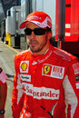 Fernando Alonso Immagine Stock
