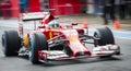 Fernando Alonso Royalty Free Stock Photo