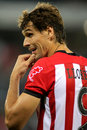 Fernando Llorente of Athletic Bilbao Stock Image