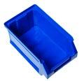 Ferragem da caixa (caixa de armazenamento) (isolada) Imagens de Stock