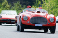 Ferrari 166 MM Touring Stock Image