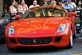 Ferrari 599 Royalty Free Stock Photo
