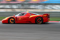 Ferrari days championship corse cliente racing in istanbul park turkey Royalty Free Stock Photo