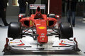 Ferrari F10 Formula One Royalty Free Stock Photo