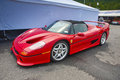 Ferrari F50 Stock Photo