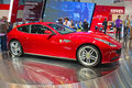 Ferrari FF Stock Photo