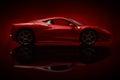 Ferrari 458 Italia Royalty Free Stock Photo