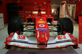 Ferrari race car F1 Royalty Free Stock Image