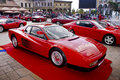 Ferrari Show Day - Testarossa Stock Photo
