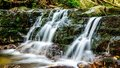Ferrata HZS - water cascades, Slovakia