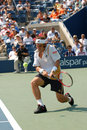 Ferrer David at US Open (103) Stock Photo