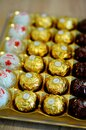 Ferrero chocolate variation.