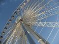 Ferris wheel 2 Stock Photo