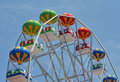 Ferris wheel 3 Stock Images