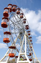 Ferris wheel Royalty-vrije Stock Fotografie