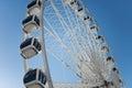 Ferris wheel Fotografia Stock Libera da Diritti