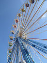 Ferris wheel Stock Photos