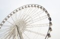 Ferris wheel also known as observation wheel big Stock Photo