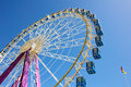 Ferris wheel Germany Royalty Free Stock Photo