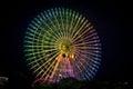 Ferris Wheel at night Royalty Free Stock Photo