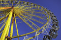 Ferris wheel at Oktoberfest Stock Image