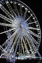 Ferris Wheel in Paris Royalty Free Stock Photo