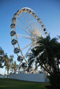 Ferris-wheel in Perth, Australia Stock Photos