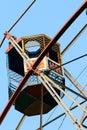 Ferris wheel ride Royalty Free Stock Photo