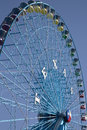 Ferris wheel at State Fair of Texas Dalls Royalty Free Stock Photo