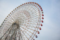 Ferris wheel tempozan in japan Royalty Free Stock Photo
