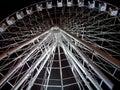 Ferris wheel in Ukrainian capital
