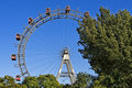 Ferris wheel in Vienna Royalty Free Stock Photo