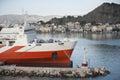 Ferry-boat Royalty Free Stock Photo