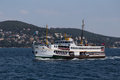 Ferry istanbul turkey july sehir hatlari from prince islands to istanbul sehir hatlari was established in and now carry passengers Stock Photos