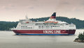 Ferry Viking Line. Stock Photography