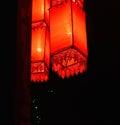 Festival Lights Bulb Isolated ...
