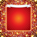 Festive Backdrop Royalty Free Stock Photography