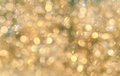 Festive background christmas and new year feast bokeh with copyspace Stock Photography