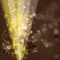 Festive background, luminous rays Royalty Free Stock Image